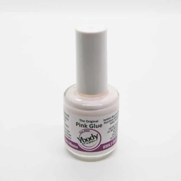 Glitzertattoos Pink Glue 15 ml